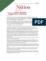 03 12 08 Nation David Activist, Progressive,,,Gover
