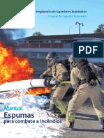Manual Espumas Para Combate a Incendios N10