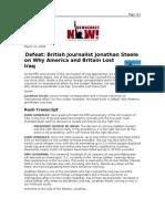 03-13-08 DN!-Defeat_British Journalist Jonathan Steele on Wh