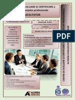 prezentare program evaluare_ASFALTATOR
