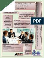 Prezentare Program Evaluare_femeie de Serviciu