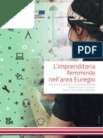 """""""L'imprenditoria femminile nell'area Euregio"""""""