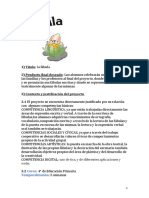 Proyecto La Fábula 5