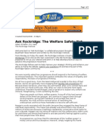 03-23-08 BuzzFlash-Ask Rockridge_The Welfare Safety Net Adam