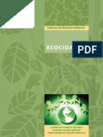 Caderno de Educação Ambiental - Ecocidadão - SP