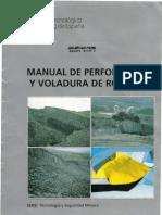 Manual de Perforación y Voladura de Rocas