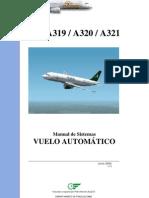 VUELO AUTOMATICO A 319