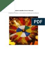 MELO, Ana Paula Rios de. Estudando o Batalhão de Ouro do Maracana A importancia do Turismo e os ciclos ritualísticos do Bumba-