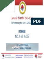 Programme Formations MarsAvril 2021