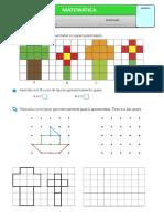 G - figuras geometricamente iguais - reprodução - tarefas I