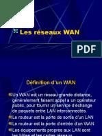 Les Reseaux WAN
