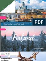 Finlanda Cu Ochii MeiQR Code