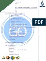 PROGRAMA DO ACTO CENTRAL MNO 1.2