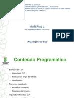 Apresentação Aula FIC CLP Básico Material 1