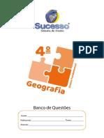 SSE BQ Geografia 4 Ano 002 SR