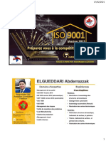 E-Learning ISO 9001 Séance de Présentation 17-02-2021