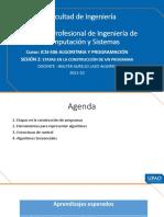 PPT-ICSI-ALGOYPROG-ALGOYPROG-Clase N°-2-Etapas de un programa-2021-10-VB