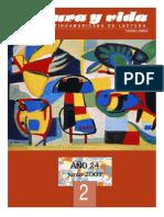 BRAVSLASKY, Berta-Qué se entiende por Alfabetización. Lectura y Vida. Revista Latinoamericana de lectura