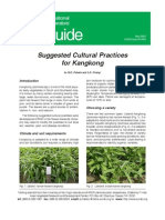 5-Suggested Cultural Practices