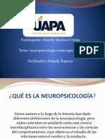 Expocision de Neuropsicología