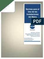 Normas-para-el-Uso-de-las-Instalaciones-del-Metro