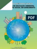 Caderno metodológico para educação ambiental e saneamento