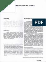 ADORNO - Estetica e Industria Em Adorno1998_art_dsmiranda