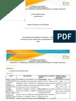 Anexo-Fase 4 - Problemáticas relevantes y apuestas del psicólogo en contextos educativos