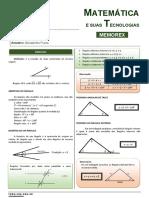Memorex - Geometria Plana