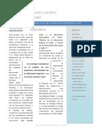 Revista Araucanía Laicista N° especial Seminario Educación Laica