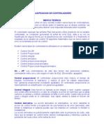 CLASIFICACION DE CONTROLADORES
