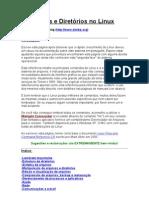 Comandos e Diretórios no Linux