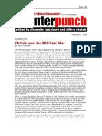 02-27-08 Cp-mccain and the 100 Year War by Vijay Prashad