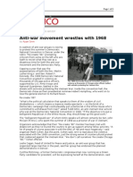 02-27-08 Politico-Anti-War Movement Wrestles With 1968 by Ry