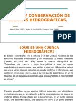 Manejo y conservación de cuencas hidrograficas