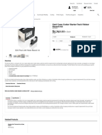 domino G20i Case Coder Starter Pack (Water Based Ink) - insignia price