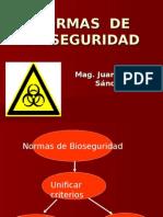MEDIDAS DE BIOSEGURIDAD HOSPITALARIA.