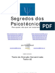 ATENÇÃO CONCENTRADA-II