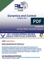 1. Fahroo - Dynamics Control