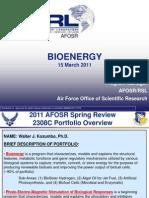 5. Kozumbo -  Bioenergy