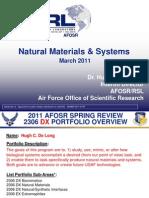 6. De Long - Natural Materials