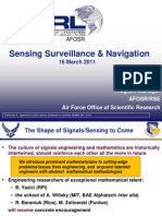 6. Sjogren - Sensing Surveillance