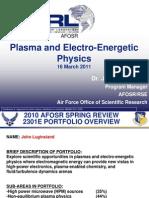 9. Luginsland - Plasma and Electro-Energetic