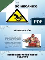 Riesgos Mecanicos Presentacion de Grupo