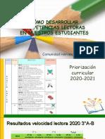 COMPETENCIAS LECTORAS (GPT 4°-3° BÁSICO)
