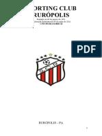 SPORTING CLUB RURÓPOLIS- REVISADO RENATO