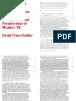Paper 2 de Octubre No se Olvida - David Pavón Cuellar