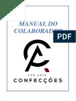 Manual do colaborador-Com Arte