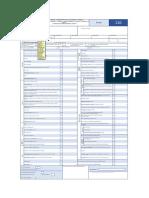 Formulario 110 Año Gravable 2020 Excel