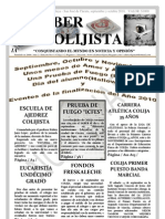 EL SABER COLIJISTA OCTAVA EDICION (FINAL 2010)